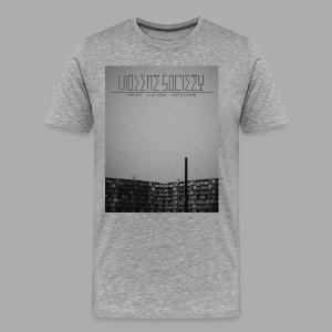 Violent Society Cover Shirt - Männer Premium T-Shirt