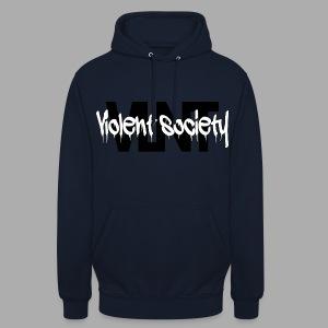 Violent Society Urban Hoodie - Unisex Hoodie