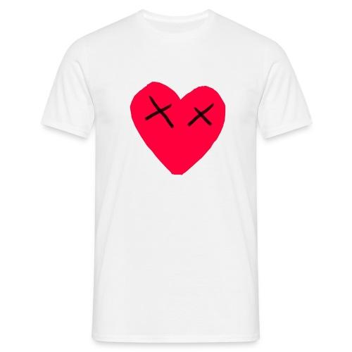 (L0VE I$ DEAD) T-Shirt MEN - Mannen T-shirt