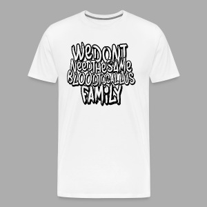 Violent Society Shirt familyfirst - Männer Premium T-Shirt