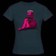 T-Shirts ~ Frauen T-Shirt ~ perpetuum mobile - DIGITAL