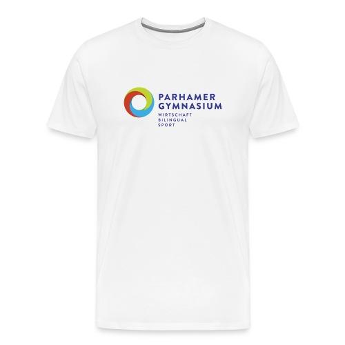Logo T-shirt - Männer Premium T-Shirt