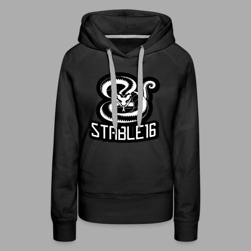 Stable16 Woman Hoodie - Frauen Premium Hoodie