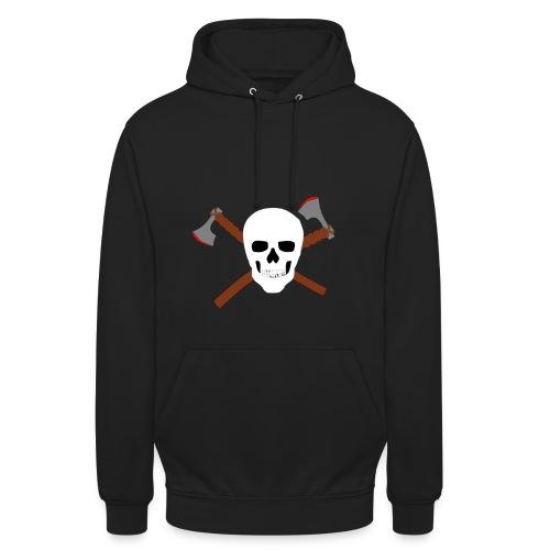 Skull Hoodie - Unisex Hoodie