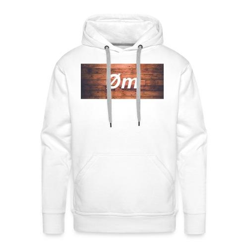 Øm Plank Hoodie - Herre Premium hættetrøje