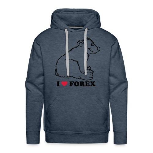 Forex Sweat Shirt - Men's Premium Hoodie