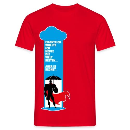 Büroheld - Herren-Shirt - Männer T-Shirt