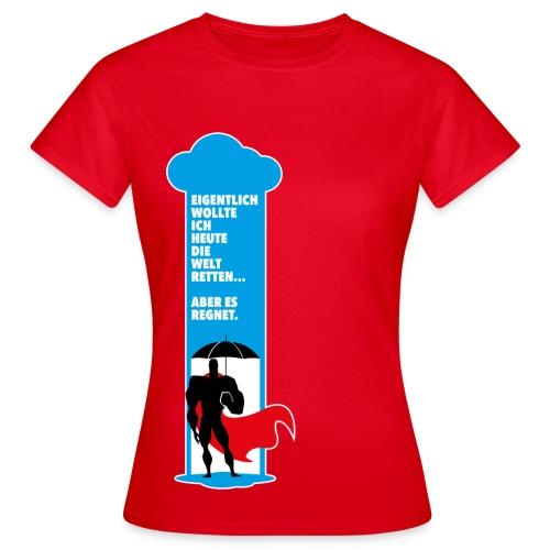 Büroheld - Frauen-Shirt - Frauen T-Shirt