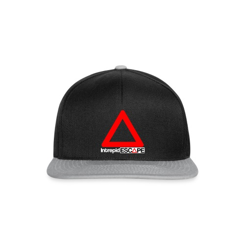 Intrepid Escape Hat - Snapback Cap