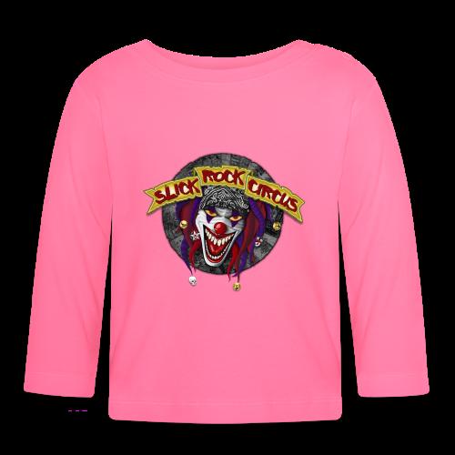 Slick Rock Circus - Evil Clown Baby Longsleeve - Baby Langarmshirt