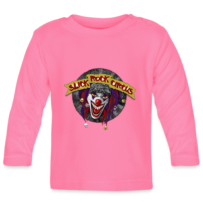 Slick Rock Circus - Evil Clown Baby Longsleeve
