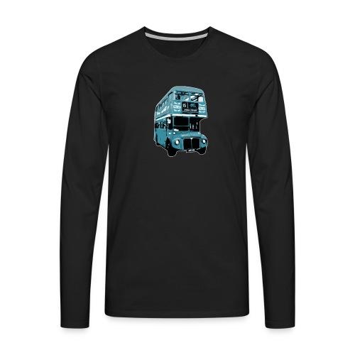 Ldn Bus - T-shirt manches longues Premium Homme