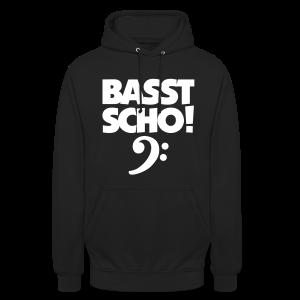 Basst Scho Bass Hoodie - Unisex Hoodie