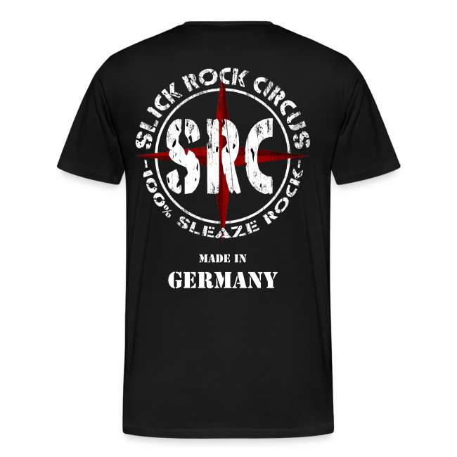 Slick Rock Circus - Sleaze Rock Made In Germany