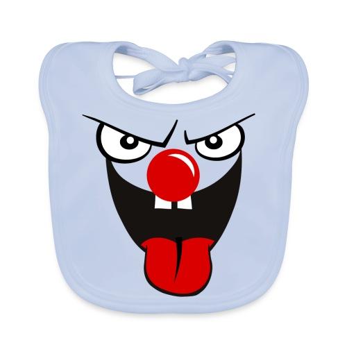Face en colère
