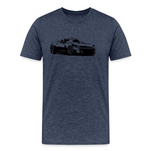 Opel Gt - Männer Premium T-Shirt