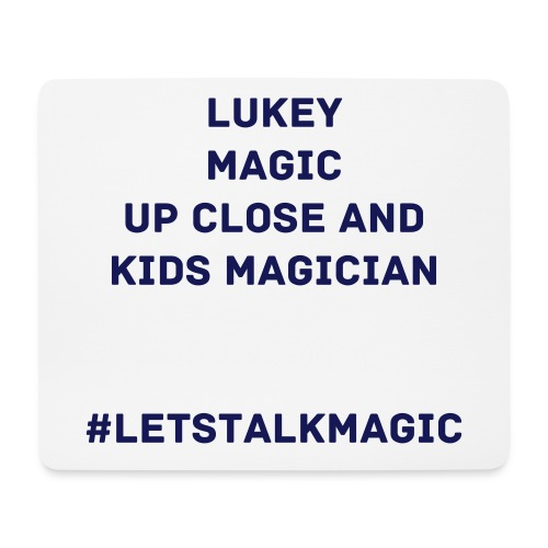 mouse pad by lukey magic - Mouse Pad (horizontal)