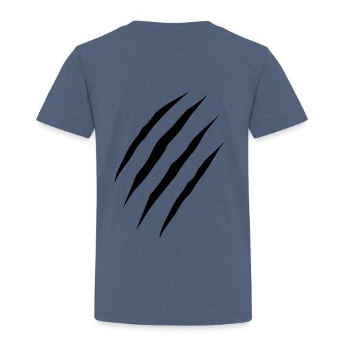 t-shirt griffure de penther - T-shirt Premium Enfant