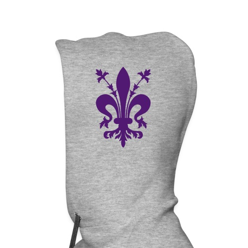 Felpa Noi Siamo la Fiorentina - Felpa con cappuccio premium da uomo