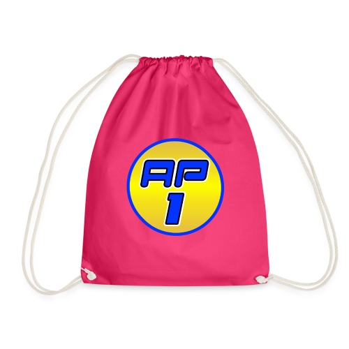 AP1 Drawstring Bag : fuchsia - Drawstring Bag