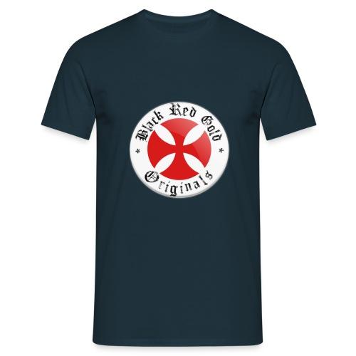 Black Red Gold Originals - Männer T-Shirt
