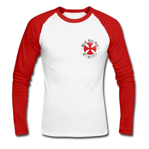 Black Red Gold Originals - Männer Baseballshirt langarm