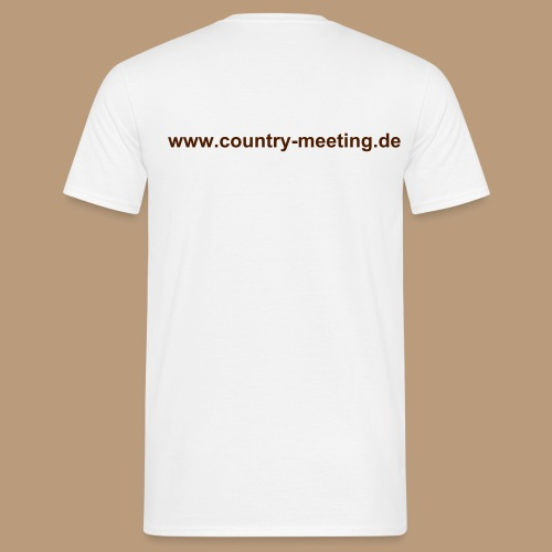 T-Shirt Meeting - Männer T-Shirt