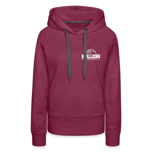 Stallions Premium Kapuzenpullover - Frauen - Frauen Premium Hoodie