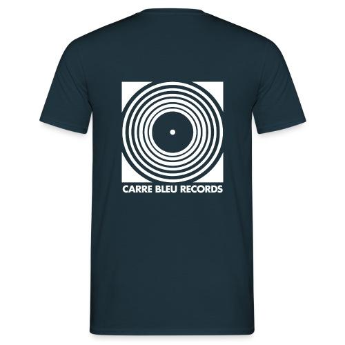 T-Shirt Bleu Marine w/ Logo CBR - T-shirt Homme