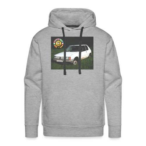 Sweat 205 car of the year - Sweat-shirt à capuche Premium pour hommes