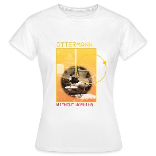 Ottermann Girlie - Frauen T-Shirt