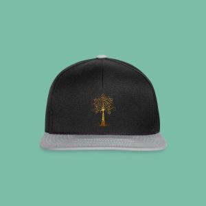 Casquette arbre phare doré brocéliande spirit - Casquette snapback