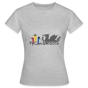 Fitted Basic 2016 T-Shirt - Women's T-Shirt