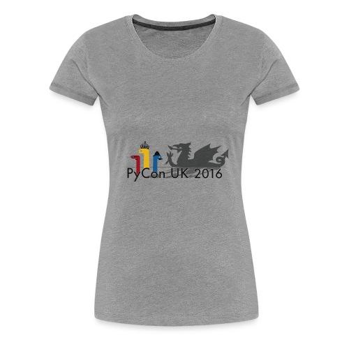 Fitted Premium 2016 T-Shirt - Women's Premium T-Shirt
