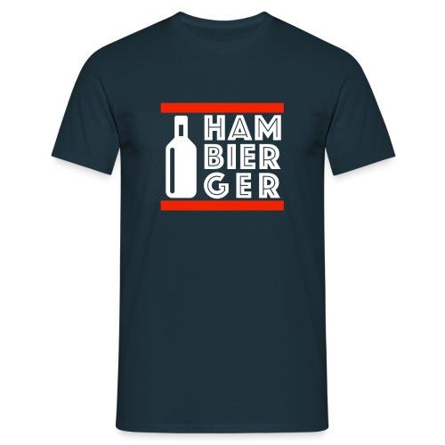 HamBIERger Gentlemen - Männer T-Shirt