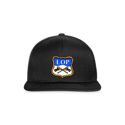 Sort Caps med LOP logo - Snapback-caps