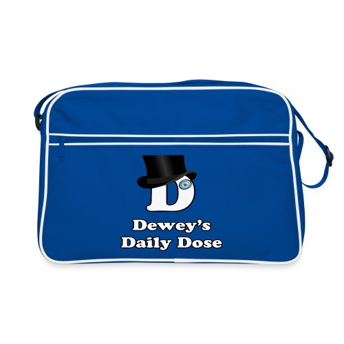 Dewey's Daily Dose Official Bag - Retro Bag