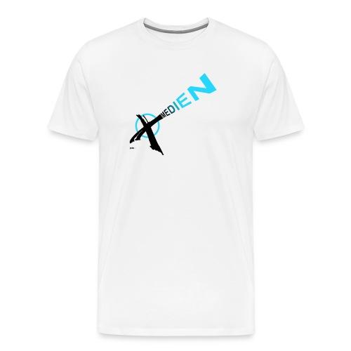 Medien Wählen - Männer Premium T-Shirt