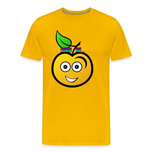 T-shirt Pomme Homme - T-shirt Premium Homme