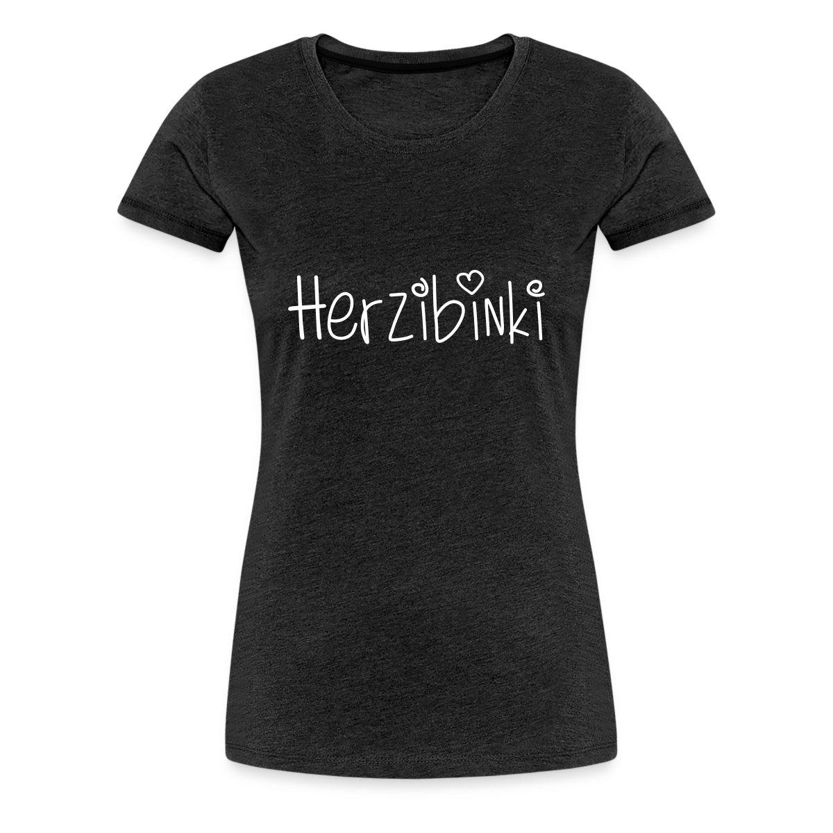 33e465744c31 Herzibinki - Frauen Premium T-Shirt   Heazibinki   Motive   Gscheade Leibal