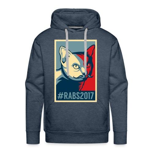Sweat capuche/H/jean#RABS2017  - Sweat-shirt à capuche Premium pour hommes