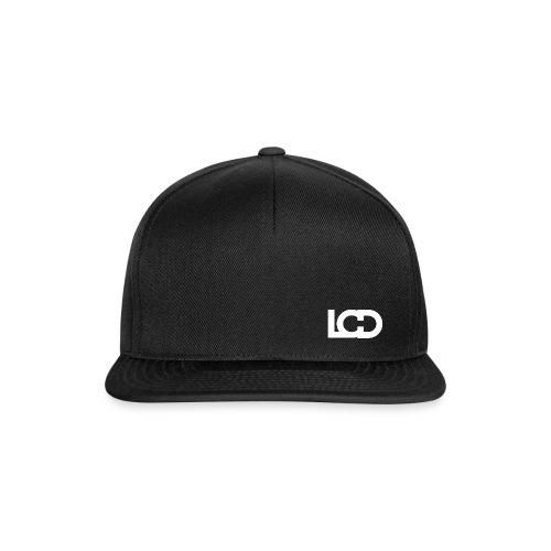 LUCID SNAPBACK No.1 BLACK - Snapback Cap