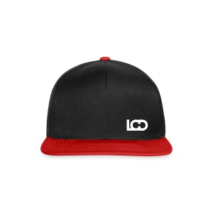 LUCID SNAPBACK No.1 BLACK & RED - Snapback Cap