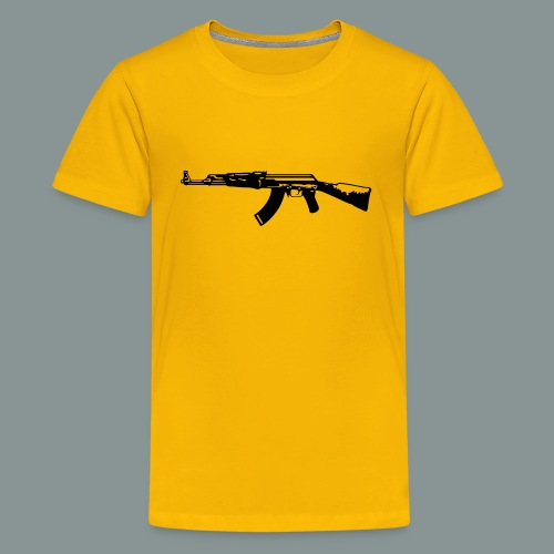 ak-47 tee teen 13+ - Teenager premium T-shirt