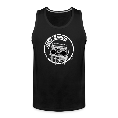 BMS DANCE Tanktop Men - Mannen Premium tank top