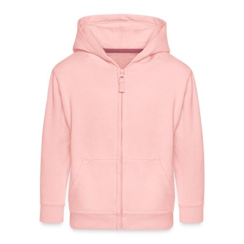 sweat capuche fille psyké rose - Veste à capuche Premium Enfant