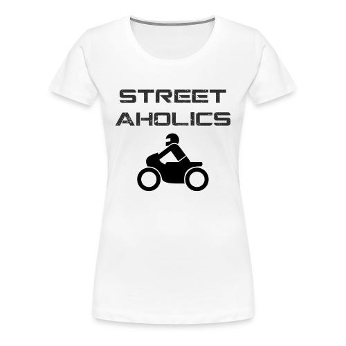 T-Shirt Frauen - Frauen Premium T-Shirt