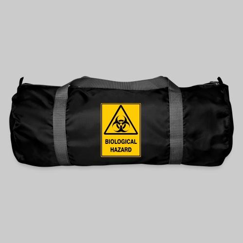 Biohazard duffle bag black - Duffel Bag
