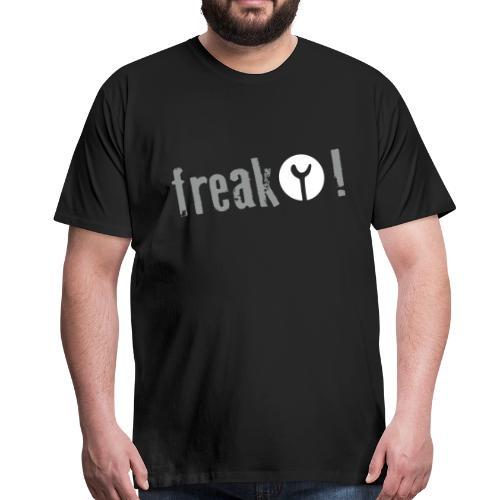 freaky - Männer Premium T-Shirt