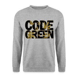 Code Green - Men's Sweatshirt